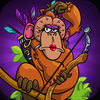 Monkies vs Zombies Icon