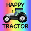 Happy Tractor by Horse Reader Icon