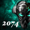 2074 Space Wars Icon