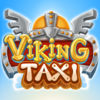 Viking Taxi Icon