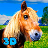 Pony Horse Riding 3D Full