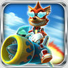 Rocket Racer R Icon