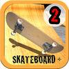Skateboard plus2 Pro