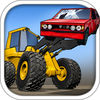 Big Machines 3D Icon