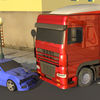 Transport Truck City Driving