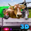 Farm Animal Transporter Simulator 3D Full Icon