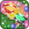 Christmas slingshot Icon