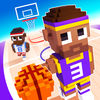 Blocky Basketball  Endless Arcade Dunker