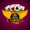 21 Amazing Blackjack Icon