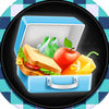 Lunchbox Sandwich Icon