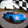 Extreme Furious Racing Crew 3D Icon