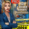 The Crime Reports Murder Case Icon
