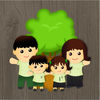 Little Family Tree Icon