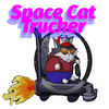 Space Cat Trucker Icon