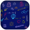 Doodle Maths Game Icon