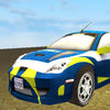 Rally Racing Competition Icon