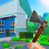 Pixel City Survival Simulator 3D Full Icon