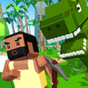 Dino Island Survival Simulator 3D Full Icon
