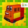 Happy Train Puzzle Icon