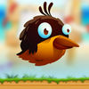 FlyUp Happy Bird Icon