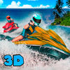 Jet Ski Boat Racing 3D Full Icon