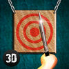 Knife Throwing Master 3D Full Icon