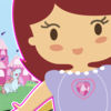 little Baby Princess Jump Icon