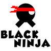 Black Ninja Saga Icon