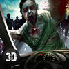 Zombie Death Car Racing 3D Full Icon