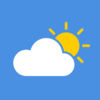 Partly Sunny Weather Forecasts Review iOS