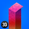 Pixel Tower Builder 3D Full Icon