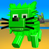Cube Lion Survival Simulator Full Icon