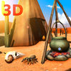 Desert Survival Simulator 3D Full Icon