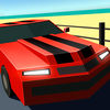 Pixel Thumb Drift Car Racing Full Icon
