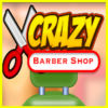 crazy barber shop Icon