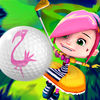 Alice in Wonderland Puzzle Golf Adventures Icon
