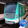 Paris Subway Simulator 3D Full Icon