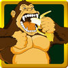 Banana Kong Jump Icon