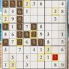 Difficult Sudoku Icon