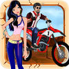 Crazy GirlFriend Rider Stunt Challenge Pro