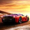 Torque Racing 3D Icon