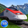 Europe Railway Train Simulator 3D Full Icon