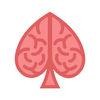 Ace Brain Icon