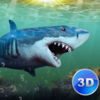 Sea Shark Survival Simulator 3D Full Icon