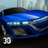 Illegal City Drag Racing 3D Full Icon