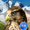 Wild Falcon Survival Simulator 3D Full Icon