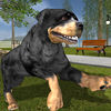 Rottweiler Dog Life Simulator Icon