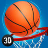 Basketball Throwing Challenge 3D Full Icon