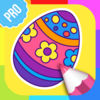 Easter Coloring Pictures PRO Icon