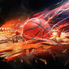 Ultimate Basketball 3D Icon